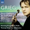Grieg concerti KRAGGERUD
